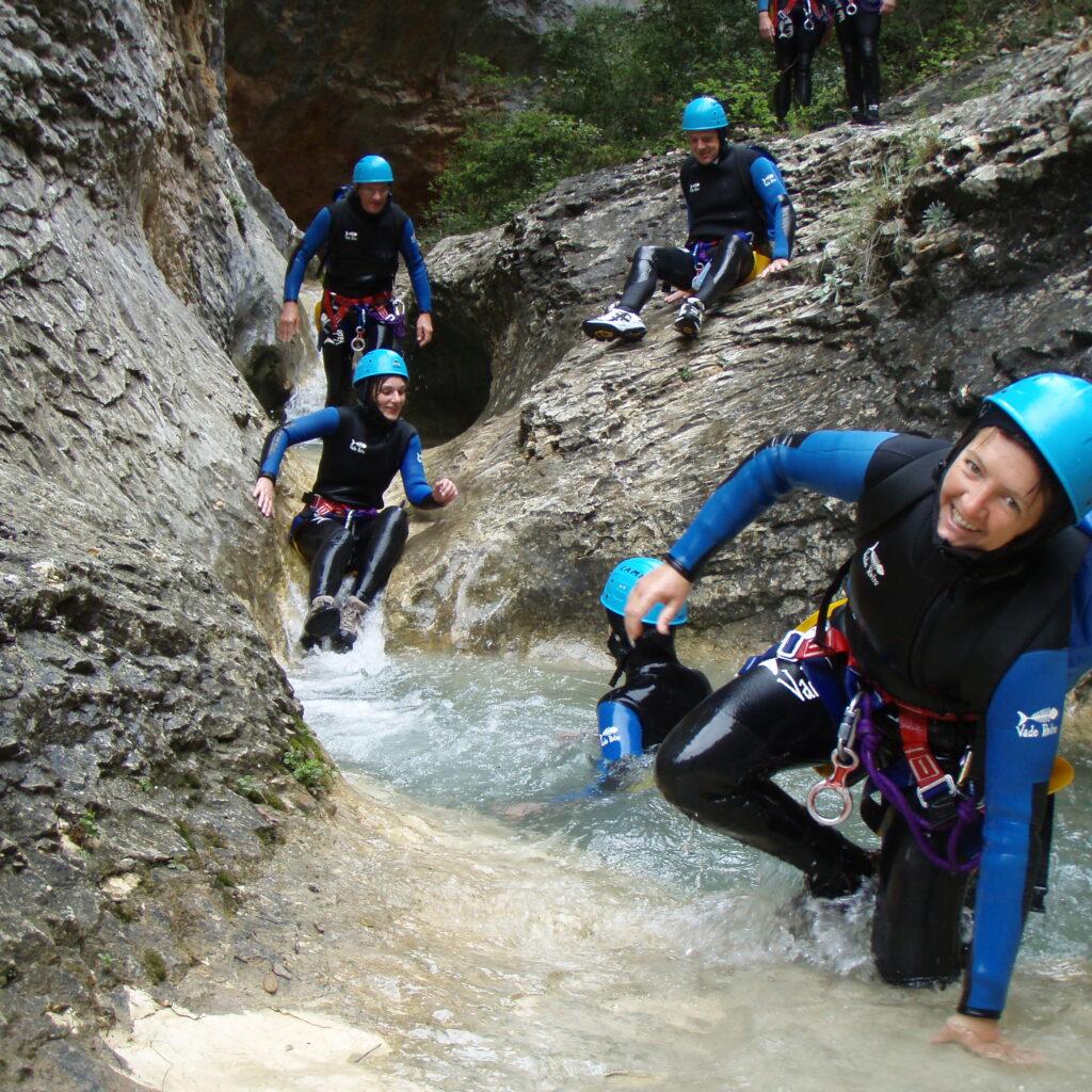 WE canyoning en Sierra de Guara au départ de Pau