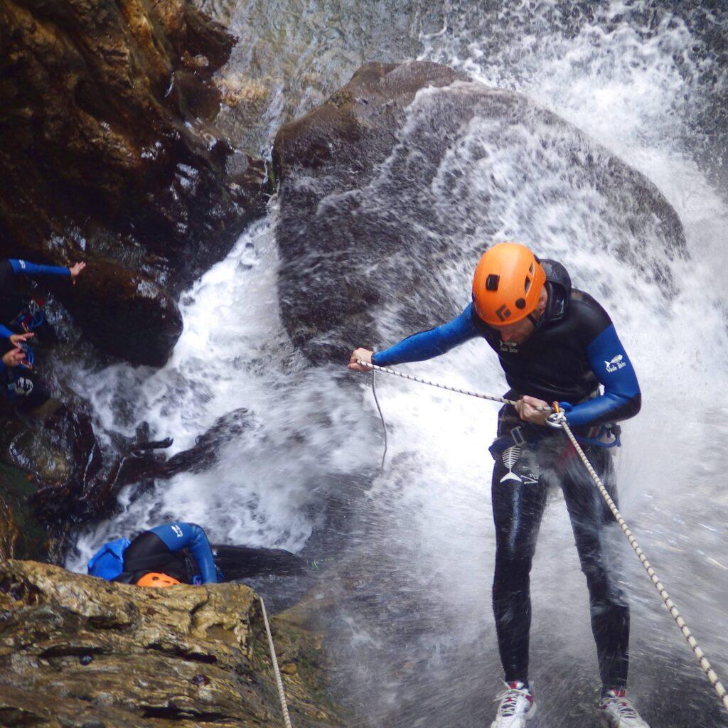 Où faire du canyoning en Pays Basque ?