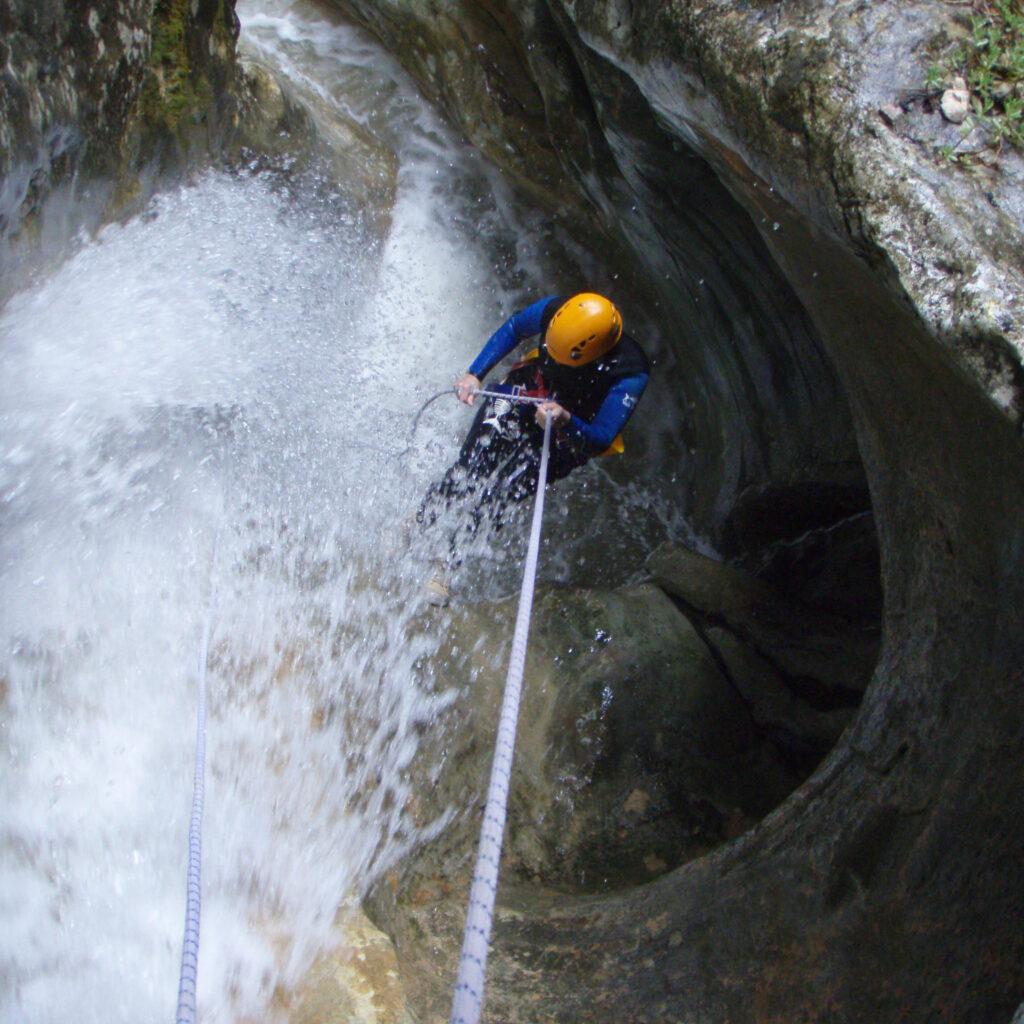 WE canyoning en Sierra de Guara